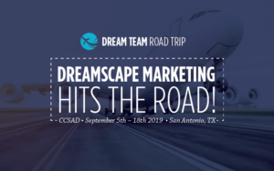 Look for Dreamscape Marketing at CCSAD conference 2019